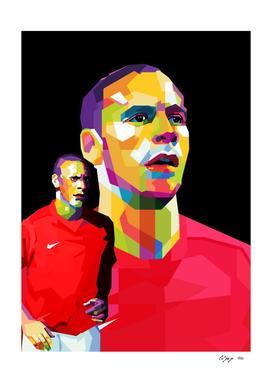Ferdinand Manchester United