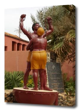 Freedom ~ Goree Senegal