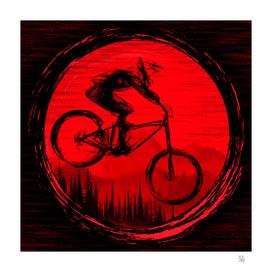 Red Moon Bike