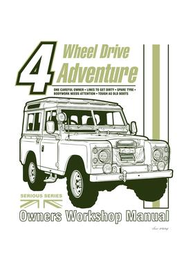 4 Will Drive