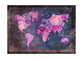 world map 22
