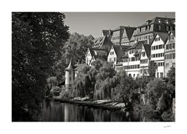 The Hölderlin Tower, Tübingen. Impressions from Ger