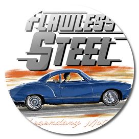Flawless steel copy
