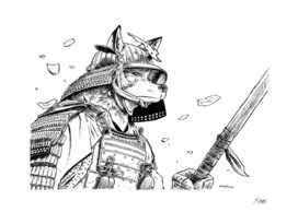 fox samourai
