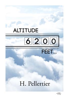 Altitude 6200 Feet