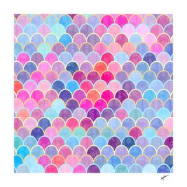 Watercolor Lovely Pattern VIII