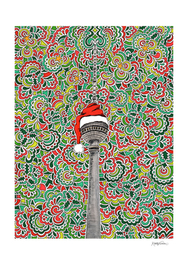 Very Merry TV Tower
