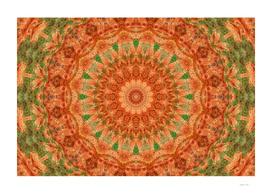 Lilies II Mandala