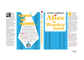 Alice in Wonderland bookcover