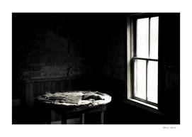 Forgotten Table