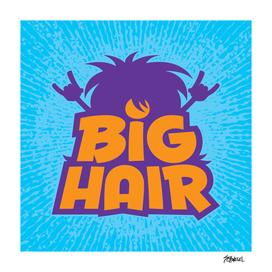 Big Hair Band Logo