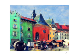 Cracow Little Square