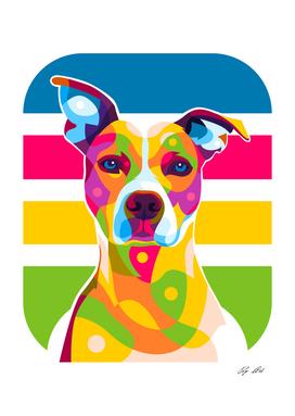 The Colorful Labrador
