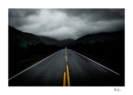 Open Road Landscape