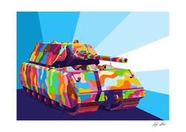 Panzer Kampfwagen VIII Maus
