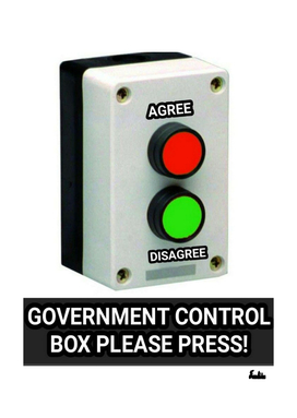 UNDER GOVERNMENT CONTROL