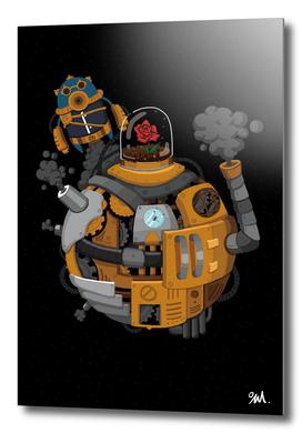 My Planet_Steam Punk
