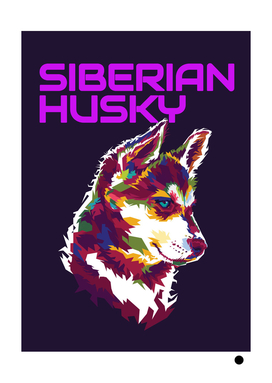 Siberian Husky wpap
