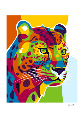 The Colorful Leopard