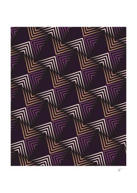 Zigzag Motif Design