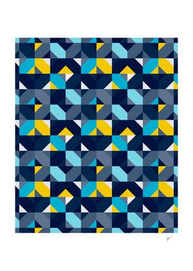 Geometric Hypnotic Shapes