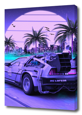 80s Delorean Cars