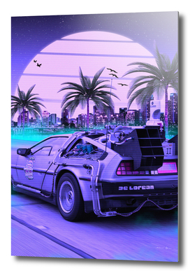 80s Delorean Cars