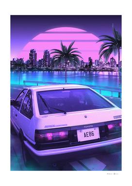 Trueno AE86