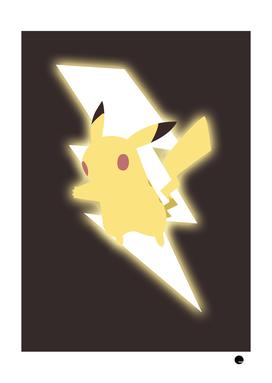 Lightning Pikachu