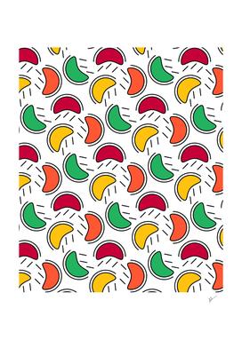 Geometric Fruity