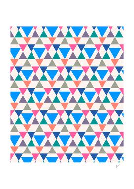 Multicolor Triangle