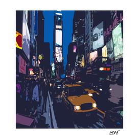 Digital art nightlife in new york