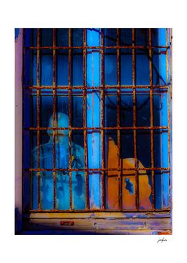 internment window