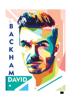 David backam