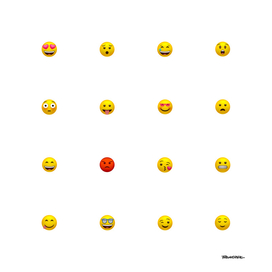 Emojis PillowEmojiIcons
