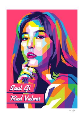 Seul Gi Red Velvet