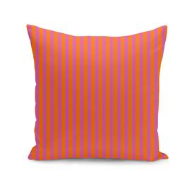Contrast violet orange strips