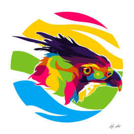 The Hawk Eagle
