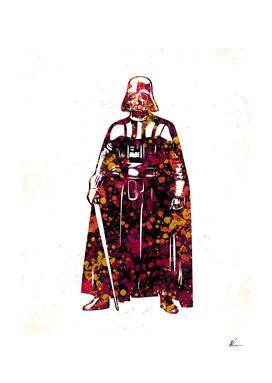 Darth Vader | Star Wars | Splatter | Pop Art