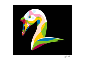 Colorful Goose