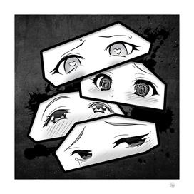 Ahegao Eyes
