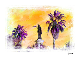 Texas Heroes Monument