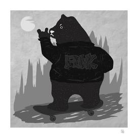 Bad Bear Skater