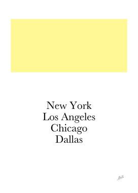 USA Yellow