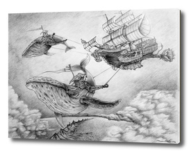 Wind Whales