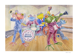 Froggy Band