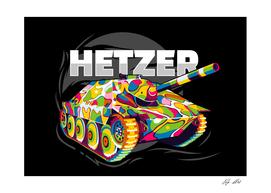 Panzer 38 (t) Hetzer