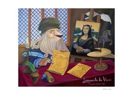 Lionnardo da Vinci