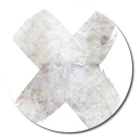 white on white abstract art
