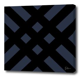Dijagonala v.2 (Black/Blue)
